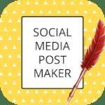 Social Media Post Maker & Banner Creator 13.0 APK