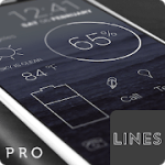 Lines Icon Pack 3.0.9 APK