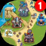 Kingdom Defense: The War of Empires v 1.3.9 Hack MOD APK (Infinite gems / stars)