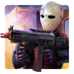 Armed Heist v 1.1.16 Hack MOD APK (character is invincible)