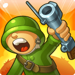 Jungle Heat War of Clans v 2.1.3 hack mod apk