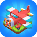 Merge Plane – Click & Idle Tycoon v 1.14.0 Hack MOD APK (Unlimited Gems / Vip)