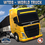 World Truck Driving Simulator v 1.070 Hack MOD APK (Money)