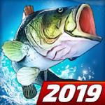 Fishing Clash Catching Fish Game. Bass Hunting 3D v 1.0.96 Hack MOD APK (money)