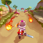 Hunter Run v 1.0.4 APK + Hack MOD (x100 DMG / DEF)