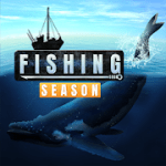 Fishing Season River To Ocean v 1.6.54 hack mod apk (free shopping)