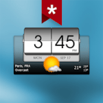 3D Flip Clock & Weather Ad-free v 5.40.6 APK Paid