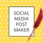 Social Media Post Maker, Planner & Graphic Design PRO v 26.0 APK