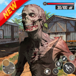 Z For Zombie Freedom Hunters – FPS Shooter Game v 1.2 hack mod apk (God Mode / One Hit Kill)