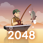 2048 Fishing v 1.1.15 hack mod apk (Gold Coins)