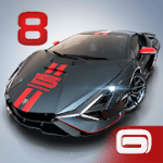 Asphalt 8 Airborne Fun Real Car Racing Game v 5.0.0o Hack mod apk (Unlimited Money)