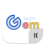 GeM Kwgt V.18.0 APK Paid