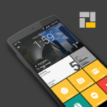 Square Home  Launcher  Windows style 2.1.3 Premium APK