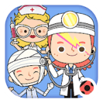 Miga Town My Hospital v 1.5 Hack mod apk (Unlocked)