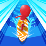 Water Race 3D Aqua Music Game v 1.3.5 Hack mod apk  (Unlimited Gems)