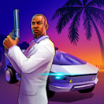 Gangs Town Story  action open world shooter v 0.9b Hack mod apk (Free Shopping)