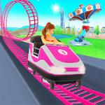 Thrill Rush Theme Park v 4.4.40 Hack mod apk (Unlimited Money)
