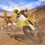 Trial Xtreme Dirt Bike Racing Games Mad Bike Race v 1.29 Hack mod apk (Unlimited Money)