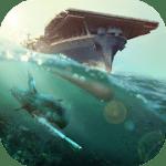 Battle Warship Naval Empire v 1.4.8.3 Hack mod apk  (A lot of stamina)
