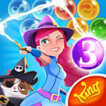 Bubble Witch 3 Saga v 6.12.4 Hack mod apk (Unlimited life)