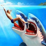 Double Head Shark Attack Multiplayer v 8.7 Hack mod apk (Unlimited Money)