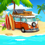 Funky Bay Farm & Adventure game v 37.50.35 Hack mod apk (Unlimited Money)