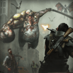 MAD ZOMBIES Offline Zombie Games v 5.27.0 Hack mod apk (Unlimited Gold Coin / Banknote / Grenade / First Aid Kit)