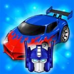 Merge Battle Car Best Idle Clicker Tycoon game v 2.0.2 (Unlimited Coins)