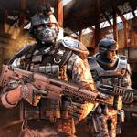 Modern Combat 5 eSports FPS v 4.4.3b Hack mod apk (God Mode)