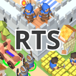 RTS Siege Up  Medieval Warfare Strategy Offline v 1.0.174 Hack mod apk (Use of resources without reduction)