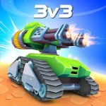Tanks A Lot Realtime Multiplayer Battle Arena v 2.54 Hack mod apk (Unlimited Money)