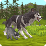 WildCraft Animal Sim Online 3D v 15.0_powervr Hack mod apk (Unlimited Money)