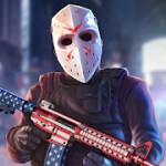 Armed Heist TPS 3D Sniper shooting gun games v 2.0.3 Hack mod apk (Immortality)