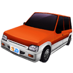 Dr Driving v 1.64 Hack mod apk  (a lot of money and gold + bought all cars)