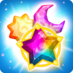 Magic Nightfall v 1.24.0 Hack mod apk (Infinite Coins / Lives / 60 Moves each Level)