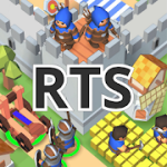 RTS Siege Up Medieval Warfare Strategy Offline v 1.0.241 Hack mod apk (Use of resources without reduction)
