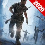 Shooting Games  DEAD TARGET Zombie Games Offline v 4.47.1.1 Hack mod apk  (Infinite Gold / Cash / Ads Removed)