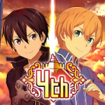 Sword Art Online Memory Defrag v 2.1.0  Hack mod apk (GOD MODE / UNLIMITED SKILL / NO MP COST)