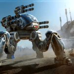 War Robots Multiplayer Battles v 6.3.0 Hack mod apk  (unlimited ammo)