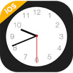 iClock iOS Clock iPhone Xs, Phone 12 3.1.0 Pro APK