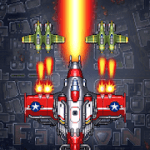 1945 Air Force Free shooting airplane games v 7.76 Hack mod apk  (Unlimited Money / Gems)