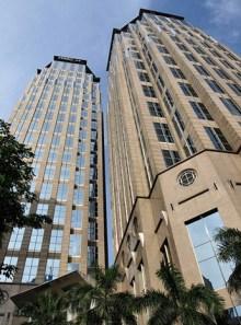 Enterprise Center Tower/ Ayala Ave & Paseo de Roxas/ Wong Tung, ARADS