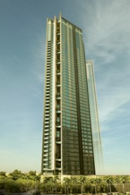 Garden Towers/ Ayala Center/ Crone, AIDEA