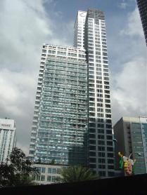 Philamlife Tower/ Paseo de Roxas/ SOM, Coscolleula