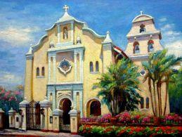 Santuario de San Antonio Parish/ Mckinley Road