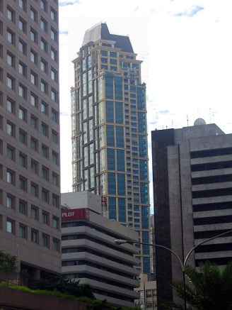 Shang Grand Tower/ Dela Rosa/ P & T Architects & Engineers