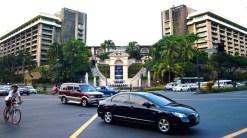 The Manila Peninsula/ Ayala & Makati Ave/ Formoso