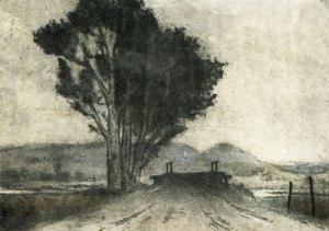Михайло Дерегус - Три явори, 1941