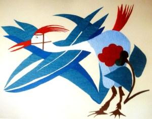 Взаємовплив професійного та народного мистецтва на прикладі творчості Ганни Собачко, Василя Довгошиї та Євмена Пшеченка