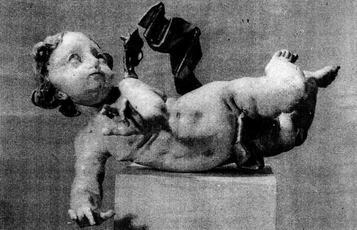 Франциск Оленський – львівський скульптор другої половини 18-о століття